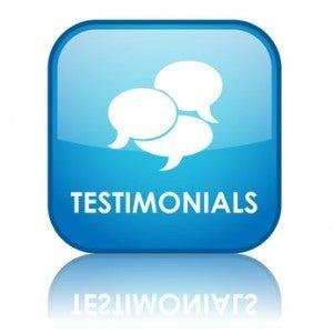 Tim Wray's Happy Clients, Testimonials